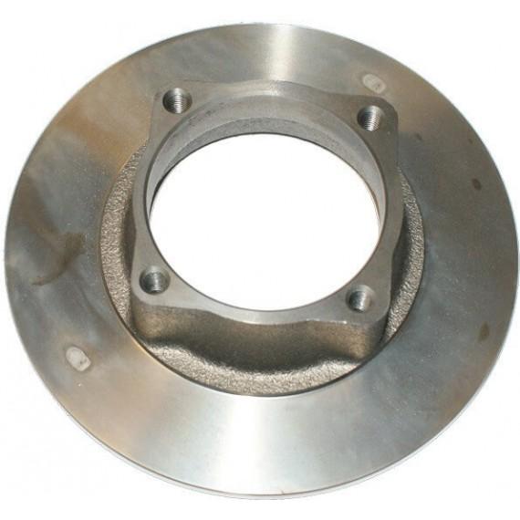Disque de frein avant Microcar Disque avant Microcar Virgo 1, 2, 3 diam 170 mm / MC1/MC2 (1 montage), JDM Titane