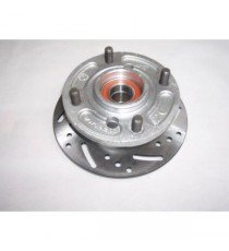 Disque de frein arriere complet ligier xtoo , xtoo max RS,R,S