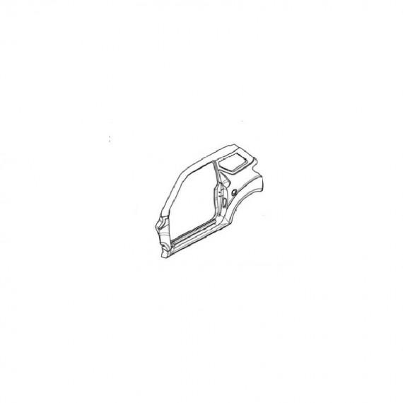 JS50 / JS50L (PHASE 1) panneau de cote gauche ligier js50 (aile arriere js50)