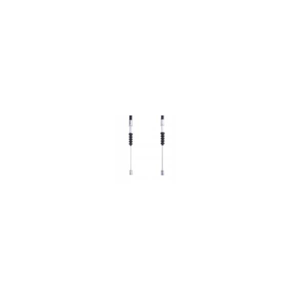 Câble frein à main Microcar cable frein a main ligier ixo, js50, microcar mgo3 ,longueur total 114cm