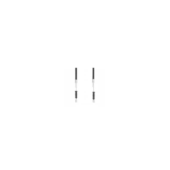 Câble frein à main Microcar cable frein a main microcar mgo , m8 , f8c ligier jsrc longueur total 118cm