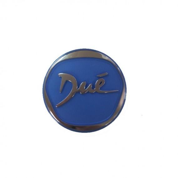 Dué 2 Logo embleme pour capot/ hayon due first