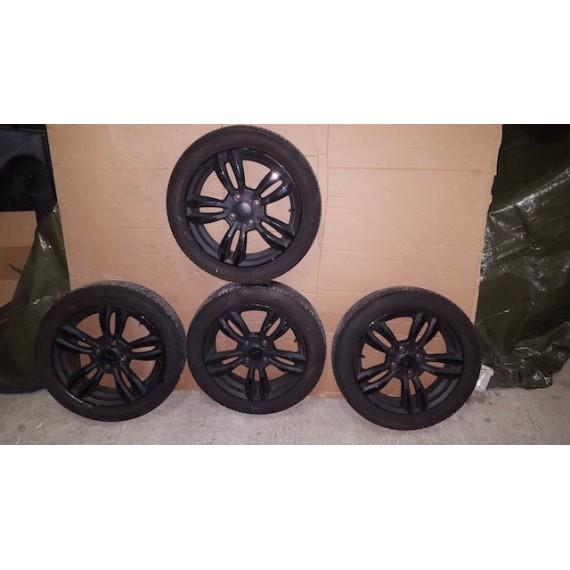JS50 / JS50L (PHASE 1) Paire de 4 jantes Ligier JS 50 doccasion 15 Pouces avec pneus
