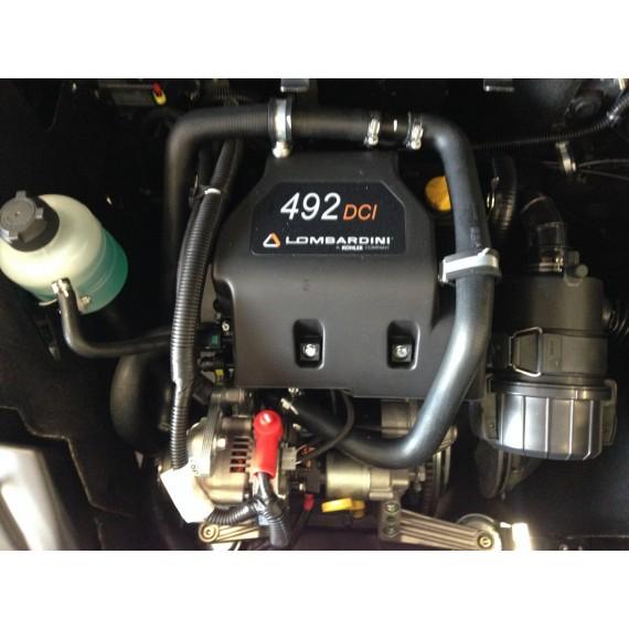 MGO 1 / 2 MOTEUR LOMBARDINI DCI 492 DCI 500 KM