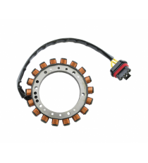 Bobine de charge moteur lombardini focs /40 amperes 3 fils