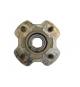 Disque de frein arrière Microcar Moyeu de roue arriere Microcar MGO 1, LIGIER IXO (entraxe 115 mm)