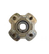 Moyeu de roue arriere Microcar MGO 1 , LIGIER IXO ( entraxe 115 mm )