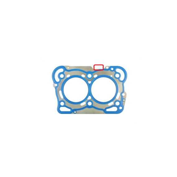 Lombardini DCI JOINT DE CULASSE ORIGINE LOMBARDINI DCI 4 encoches ( EPAISSEUR 1.02 )
