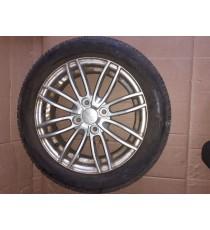 jante alu Ligier Ixo d'occasion avec pneu 155/65/R14