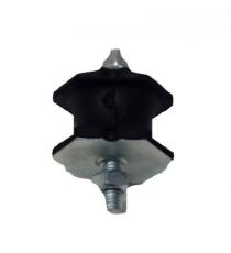 silent bloc d'echappement Microcar ( diametre 8mm )
