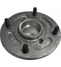 Moyeu de roue arriere Microcar MC1/MC2 (1er et 2 eme montage 4 trous a l'arriere)
