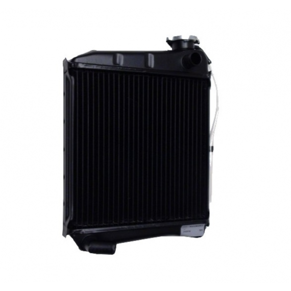 Radiateur moteur Jdm RADIATEUR JDM TITANE / ALBIZIA / ABACA MOTEUR YANMAR ( EN ACIER )