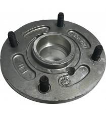 Moyeu de roue arriere Microcar MC1/MC2 (3éme montage 3 trous a l'arriere)