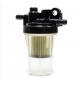 Kubota bicylindre Support filtre a gasoil complet kubota ,z402,z482,z602 aixam