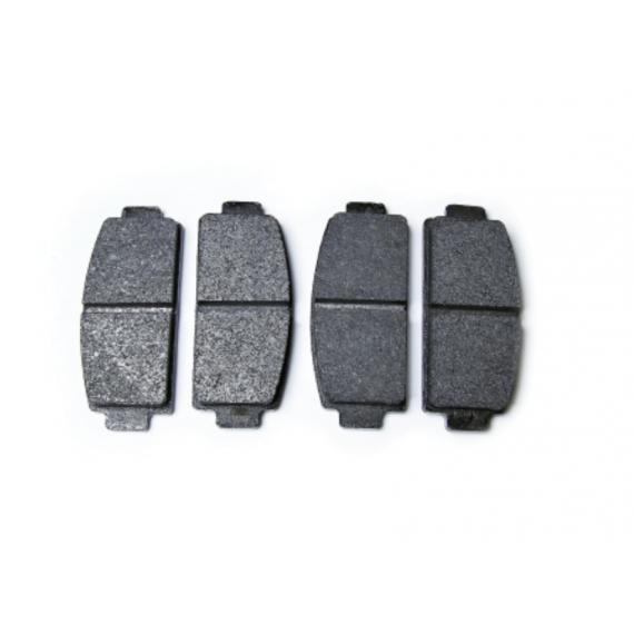 Plaquette de frein Plaquette de frein arriere Ligier IXO (1er montage) / Microcar Mgo1 , MGO 2 / M8 / F8C /DUE first